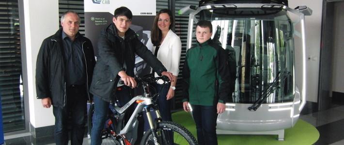 Familie Wörmann gewinnt Hauptpreis
