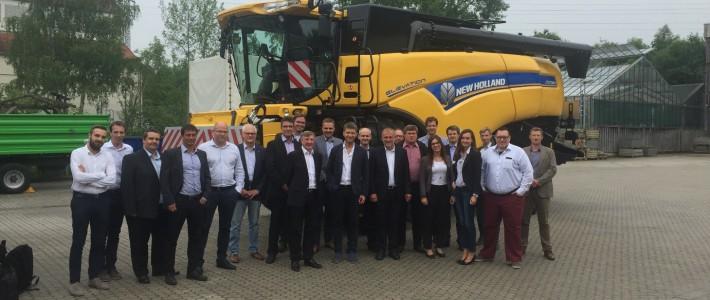 Startschuss zur Agritechnica 2017