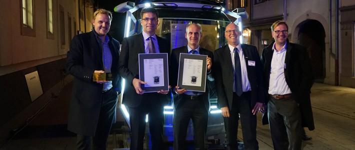 "Genius CAB gewinnt den Designpreis ""Focus Open Award 2016"""