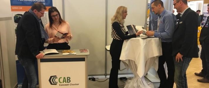 Genius CAB auf Welttournee