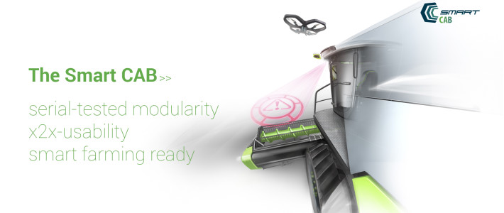 serial-tested modularity, x2x-usability and smart farming ready