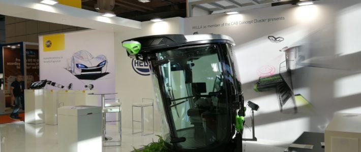 Smart CAB auf der eima in Bologna